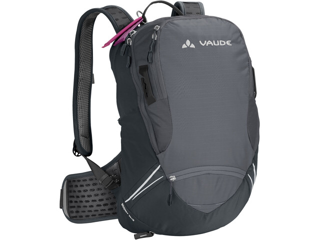 VAUDE Roomy 12+3 Zaino Donna, phantom black